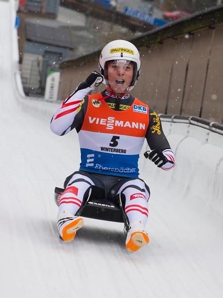 Viessmann Rennrodel Weltcup Winterberg/GER Herren Einzel