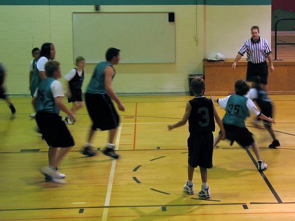 Daniel Basketball 2005
