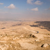 "View from Mount Nebo<br /> ""And Moses went up from the plains of Moab to Mount Nebo, the top of Pisgah, which is opposite Jericho."" (Deuteronomy 34:1)"""