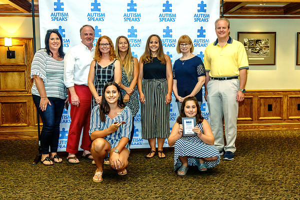2019 South Jersey Autism Speaks Award