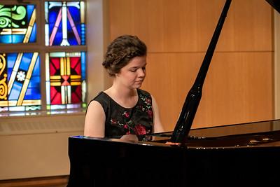 Julia Bachorik Senior Piano 2021