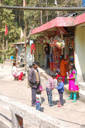 India 2014, Darjeeling and Sikkim