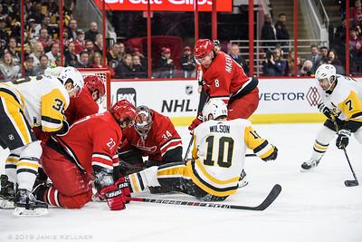 Canes vs Penguins 03.19.19