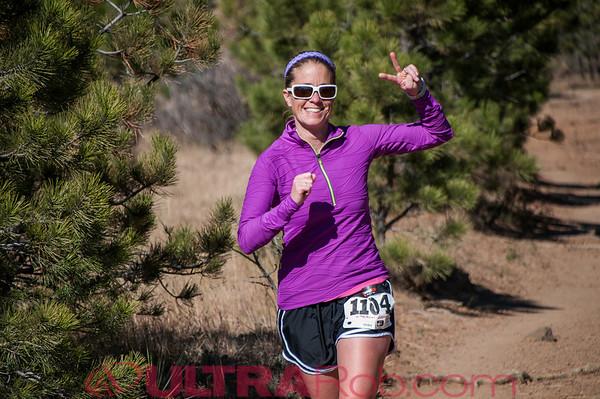Ute Valley Dirty Du 2013 Running