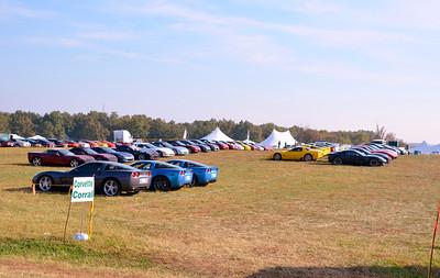 ALMS - Virginia International Raceway 10/5/13