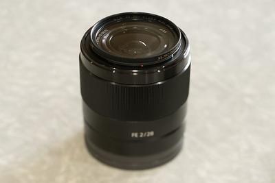 2017.04.29 - Sony E-mount Lenses