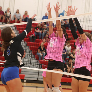9/2021 Girls Varsity Volleyball vs Eisenhower HS