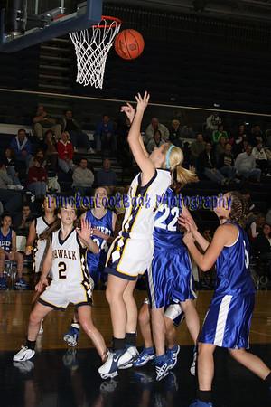 2007 Girls Basketball / Tiffin Calvert