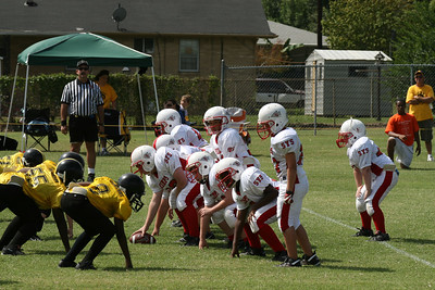 Jr. Chiefs vs. Millington Chiefs 09.29.07