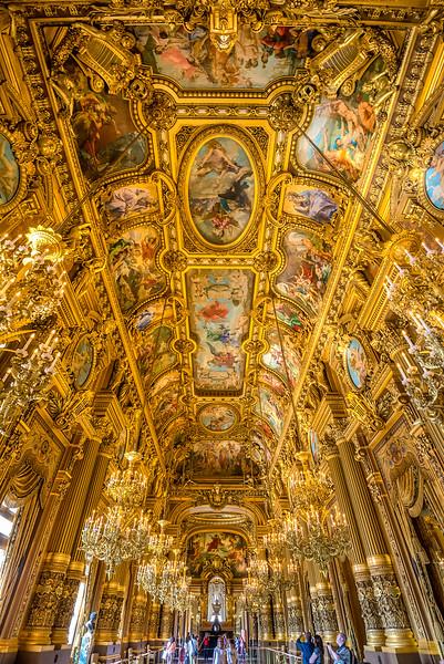 Celine of Palais Garnier
