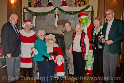 Normandy Senior Living Christmas 2019