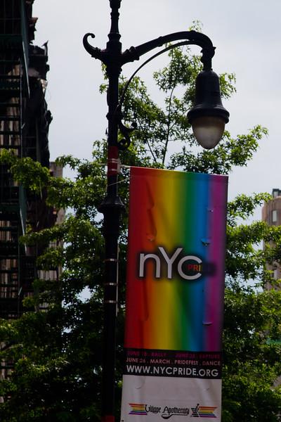 New York Pride 2011
