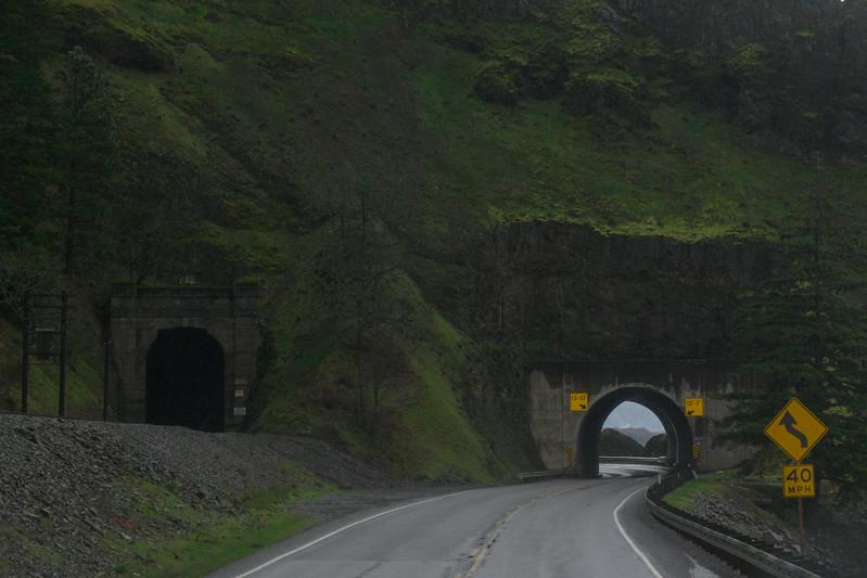 WA 14 Tunnels