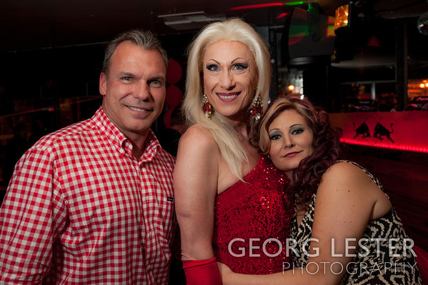 Lookout's 2nd Annual Red Dress Ball