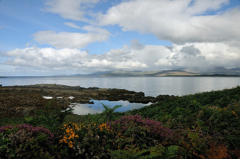 2 Sept: Still in southwest Ireland, this was from a drive we took called the Ring of Beara. It was very hard to select my favorite pictures from this day, the scenery was so beautiful.