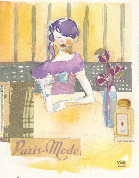 Paris-Mode SOLD