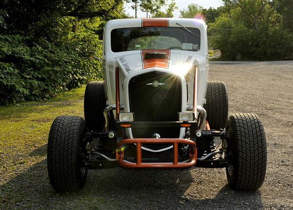 Abbott's 1934 Chevy