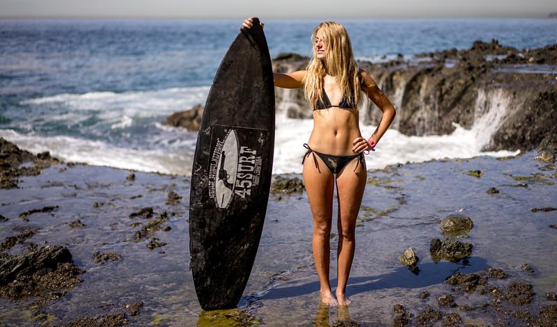 Sony A7R RAW Photos of Pretty, Tall Blond Bikini Swimsuit Model Goddess in Seaside Bluff Cliff! Carl Zeiss Sony FE 55mm F1.8 ZA Sonnar T* Lens! Lightroom 5.3