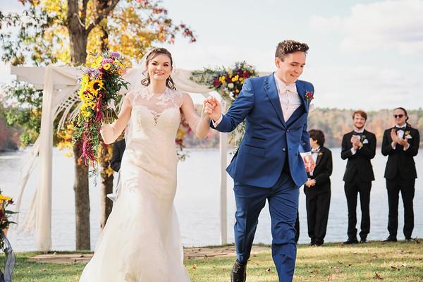 Girton Wedding