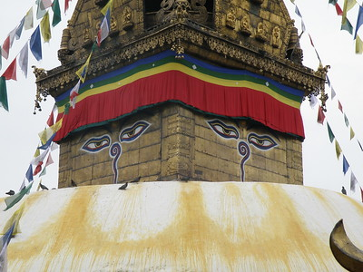 Monkey Temple (Swayambhunath)