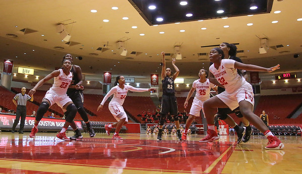 UH WBB vs UCF 2017