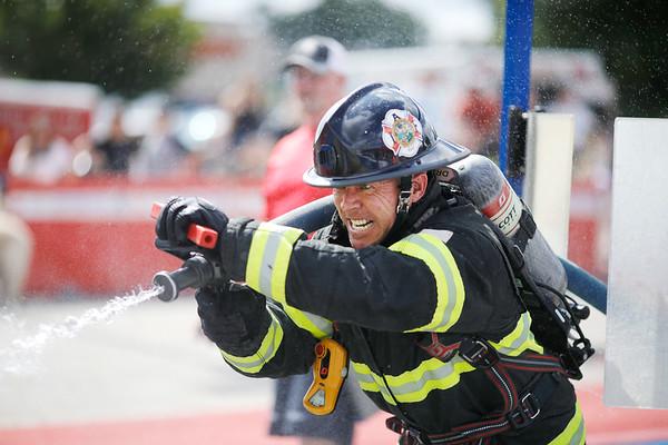 3M Firefighter Combat Challenge 2021