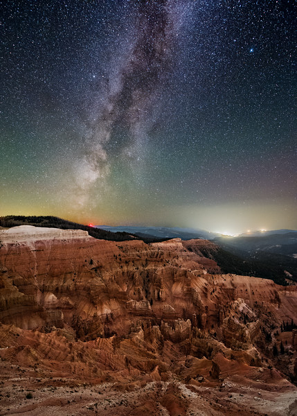 Cedar Breaks, Point Supreme
