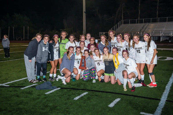 20180126 Girls Soccer District Championship
