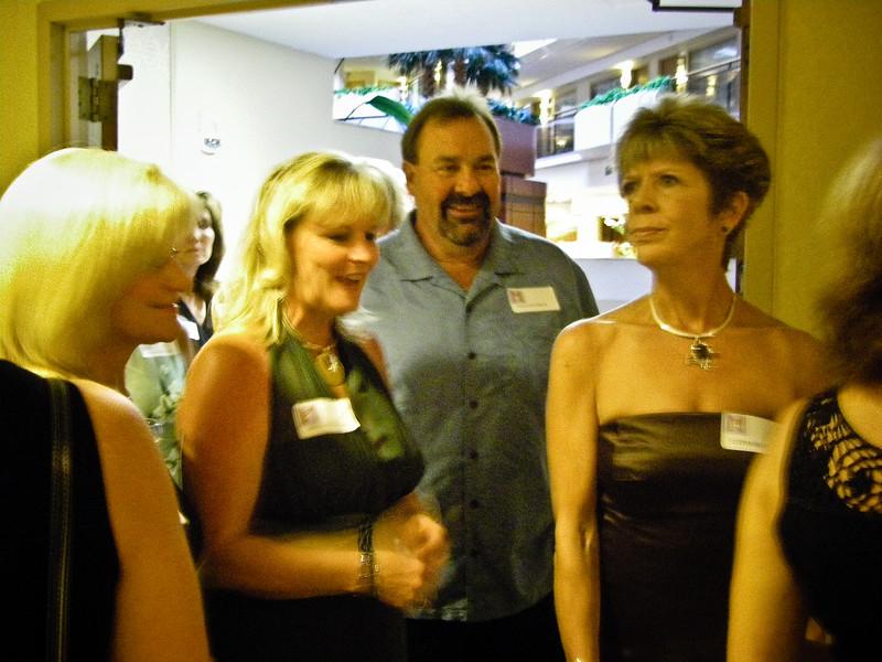 Michele Murphy, Denise Strayer Smith (74), Bill Smith (74), Stephanie Griffith