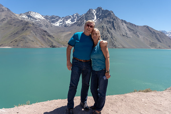 Day Trip to Cajon Del Maipo from Santiago, Chile - January, 2019