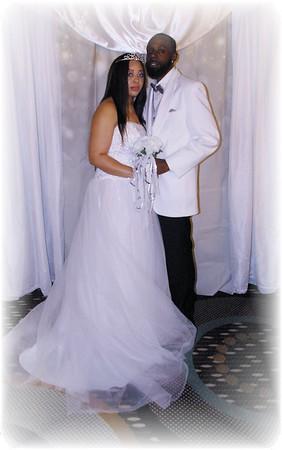 *It's a Wedding*  Dante & Candice Wallace