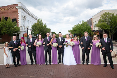 Mike and Danielle Wedding September 1 2018