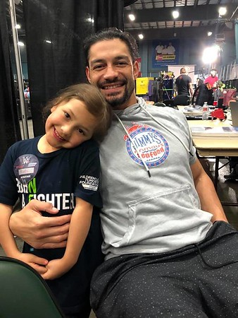 Roman Reigns - by Chris Chastagno n/ Cateleyas Chrusade