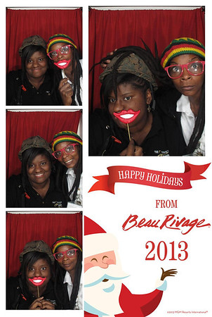 Beau Rivage Christmas Pictures
