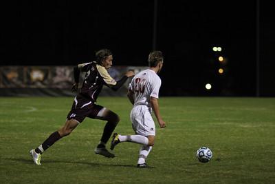Mens Soccer vs. Winthrop