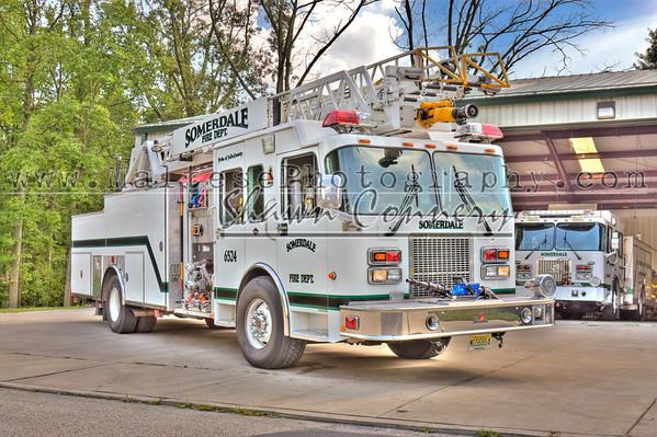 Somerdale Fire - Sta. 65