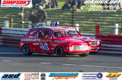 Classic Hot Rods, Hednesford 20 September 2020