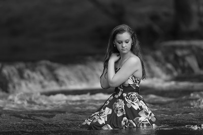 Brieana's Water Shoot '18