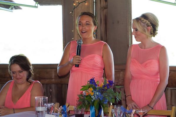 Lauren & Alex 7-30-16 Wedding