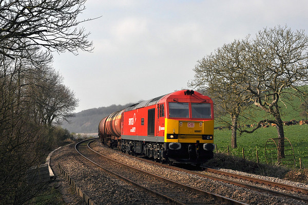 Severn Line - Gloucester to STJ