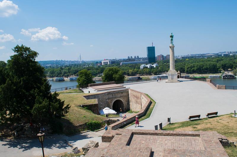 Belgrade self-guided tour