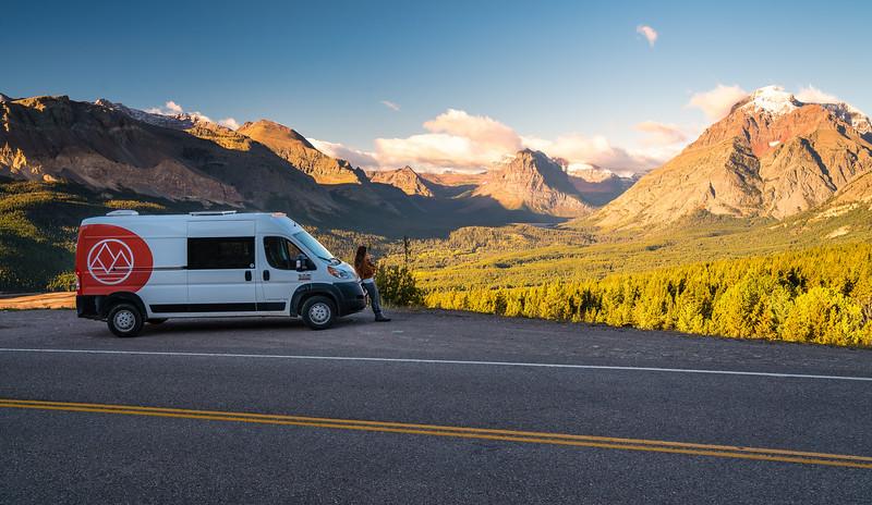 Campervan Photography   DMVans x GNP   Hero Images
