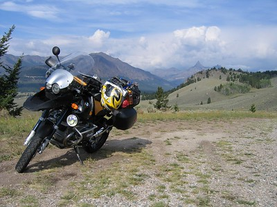 CHAPTER 2.  Over Beartooth pass to Red Lodge Montana and back to the flatlands.
