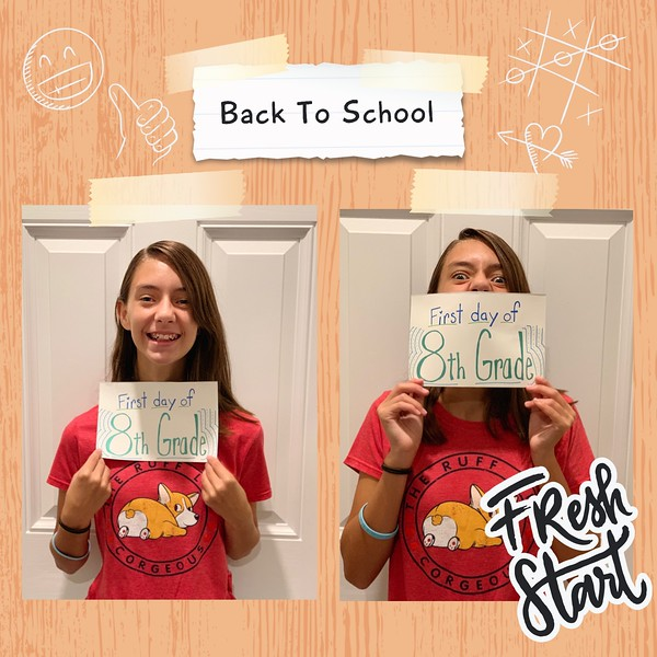 Alora | 8th grade | Leander Middle School