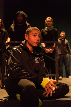 Theatre 1-2 Showcase (Fall 2013)