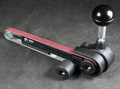 """Germany 1"""" retrofittable belt sander for 4.5"""" grinder"""