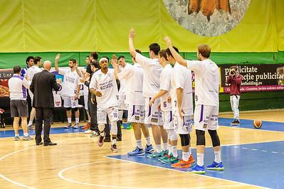 Baschet: BCM U Pitesti vs CSU Atlassib Sibiu