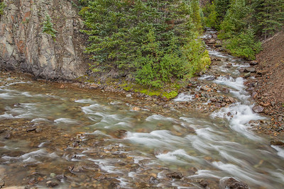 Animas River, Silverton, Colorado