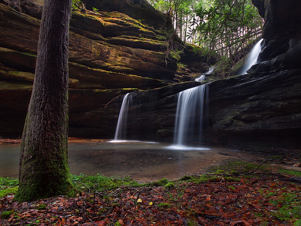 Cumberland Falls & Big South Fork