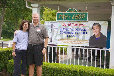 David Widzinski Community Golf Classic - Sept. 1, 2013